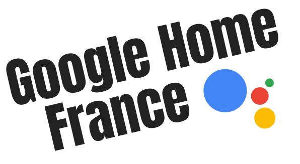 Google Home France