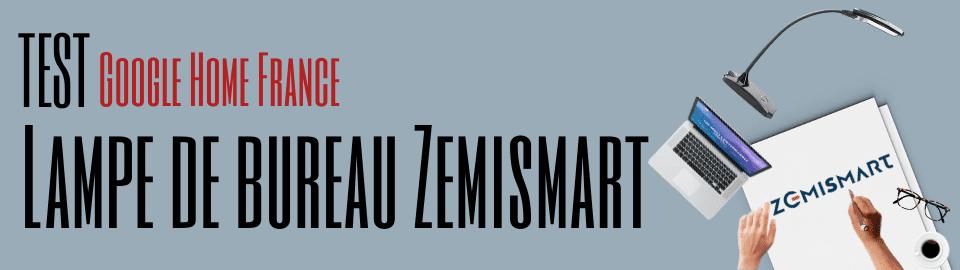 La lampe de bureau Zemismart